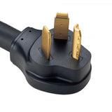 NEMA 10-30P 3 pin 30A Dryer Cord Plug (YP-96L)