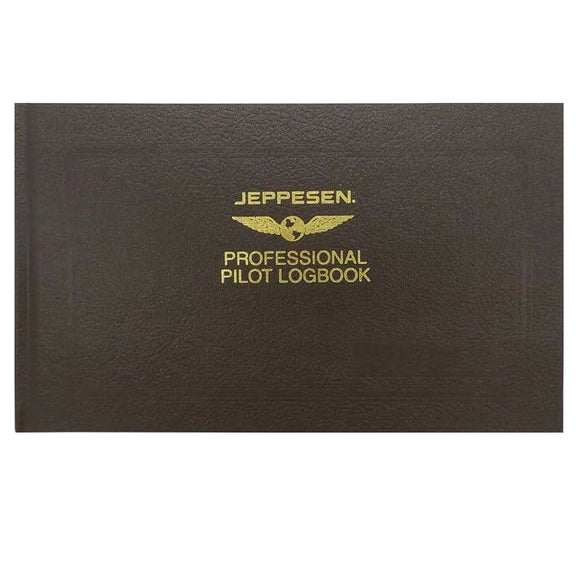 Jeppesen Professional Log Book