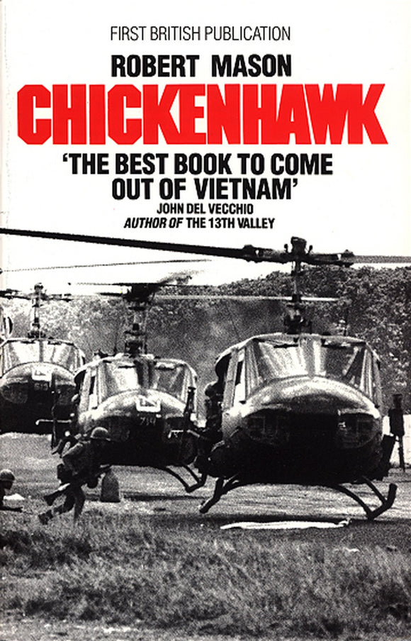 Chickenhawk - by Robert Mason