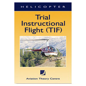 ATC Trial Instructional Flight (TIF) Helicopter