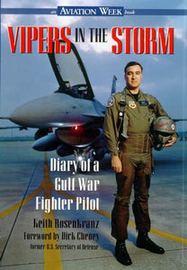 Vipers in the Storm - by Keith Rosenkranz