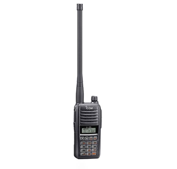 ICOM IC-A16E - VHF AIR BAND TRANSEIVER