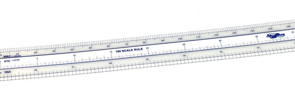 Skylines 180 Nautical Miles Navigation Ruler