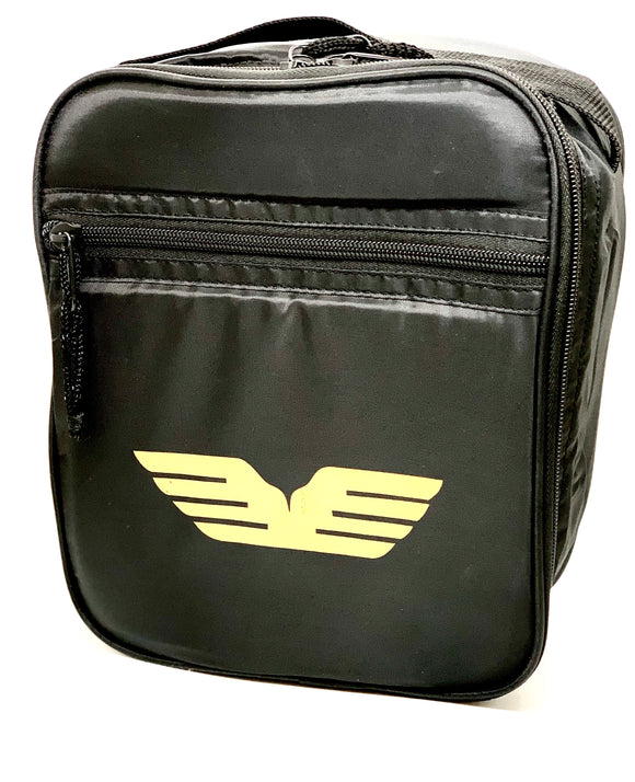 Skylines Gold Wings Padded Headset Bag