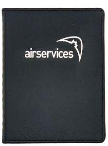 Airservies Australia Leather Licence Holder
