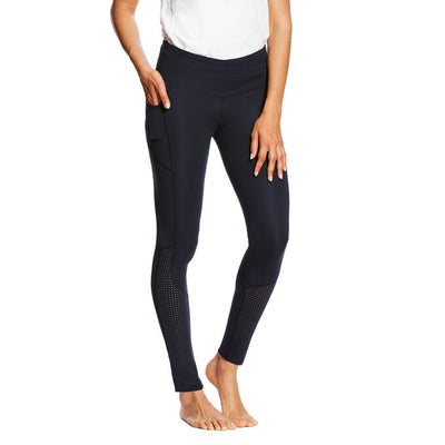 Ariat Womens EOS FULL SEAT Tights - NAVY