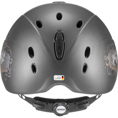 Uvex Onyxx FRIENDS Helmet II - Anthracite