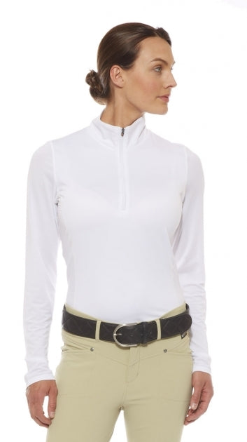 Kerrits Ice Fil Long Sleeve Top - Solid Colours