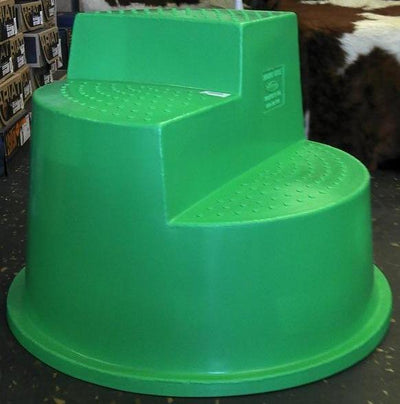 Mount Ease Mounting Block - Green