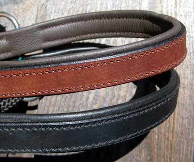 LightRider Bitless Noseband Leather