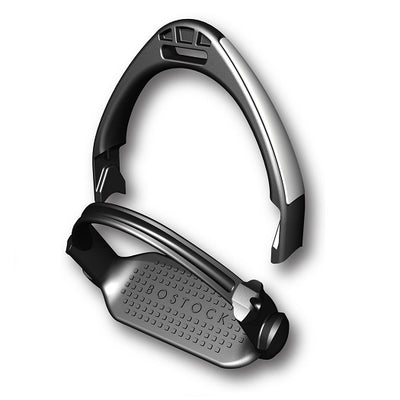 Children's Bostock Safety Stirrup - Black