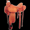 McCall LADY WADE Saddle - Custom Made to Order