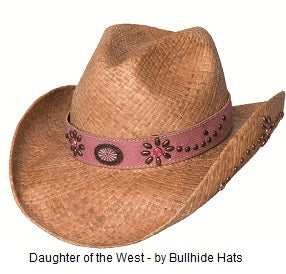 Bullhide Hat Daughter of the West