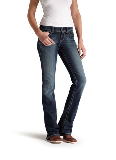 Ariat Womens R.E.A.L Riding Jeans - Spitfire