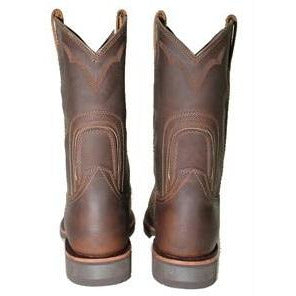 Mens Ariat DuraRoper Back View
