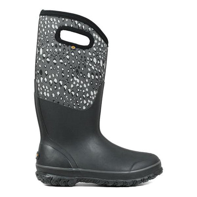 Bogs CLASSIC TALL - APPALOOSA Womens H2O Gumboots, WIDE CALF, M Width