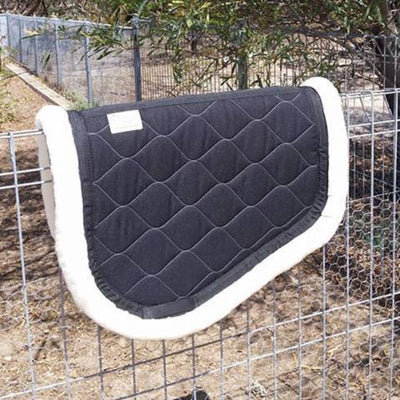 Archer Western/Half Breed Shaped Saddle Pad - 62cm x 47cm