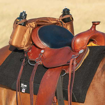Cashel Deluxe Cantle Saddle Bag