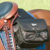 Cashel Saddle Bag Deluxe Rear - BLACK