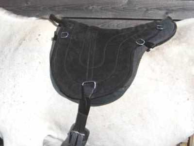 Bare Back Pad - Black