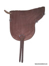 Bare Back Pad - BROWN