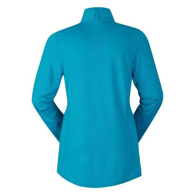 Kerrits Ice Fil Long Sleeve Top - Colour: MARINA