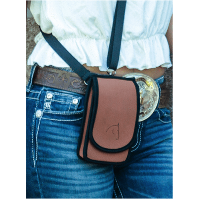 Horse Holster Cross Body & Waist Strap