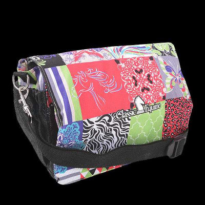Necessity Tote Bag by Classic Equine - PATCHWORK