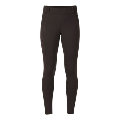 Kerrits Powerstretch Pocket tight II with Kneepatch - HICKORY