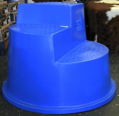 Mount Ease Mounting Block - Blue
