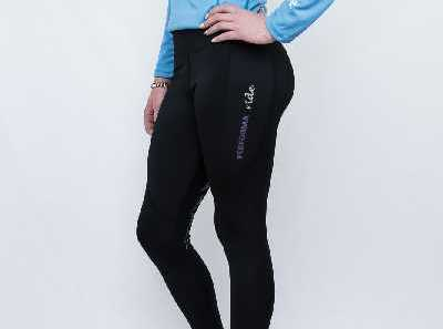 Performa Ride BALMAIN THERMAL Riding Tights with Sticky Seat and Knee