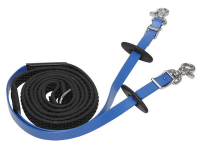 Zilco Reins Endurance - R-GRIP 152cm - Royal Blue
