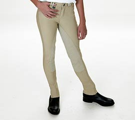 Original Peter Williams Sticker Jodhpurs - Child  Colour: Beige