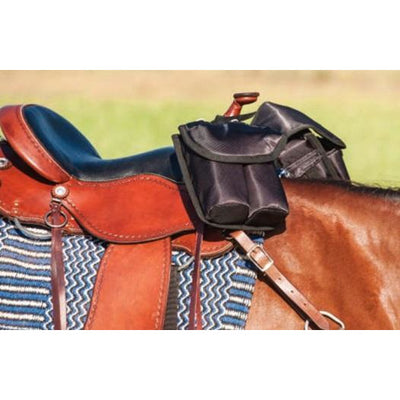 Cashel Saddle bag - Medium Horn Bag