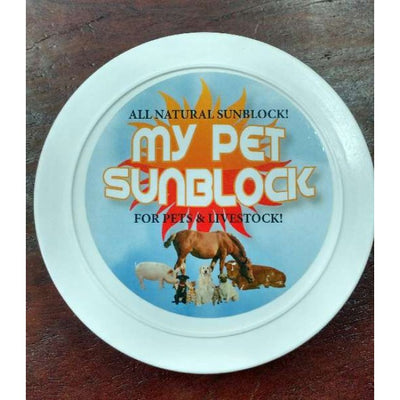 My Pet Sunblock - Natural UV Filter Powder