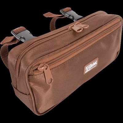 Cashel Small Pommel Saddle Bag - BROWN