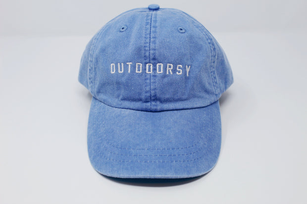 Outdoorsy Baseball Cap