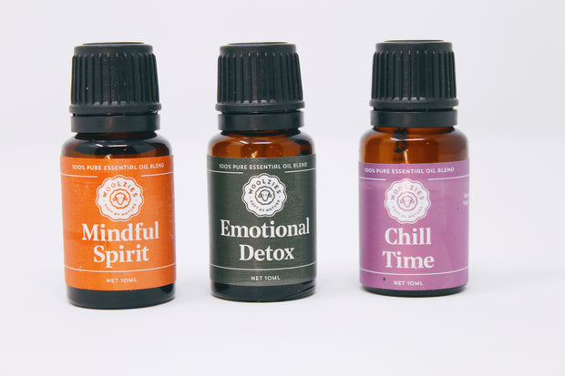 Self-Care Essential Oil Collection