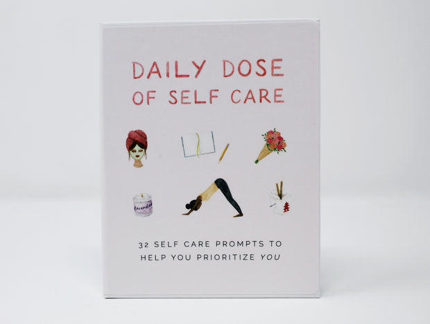 Self-Care Card Deck