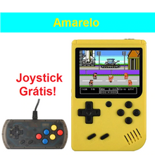 Carregar imagem no visualizador da galeria, Super GameRetro Plus com JoyStick by TeslaBrasilStore 2019