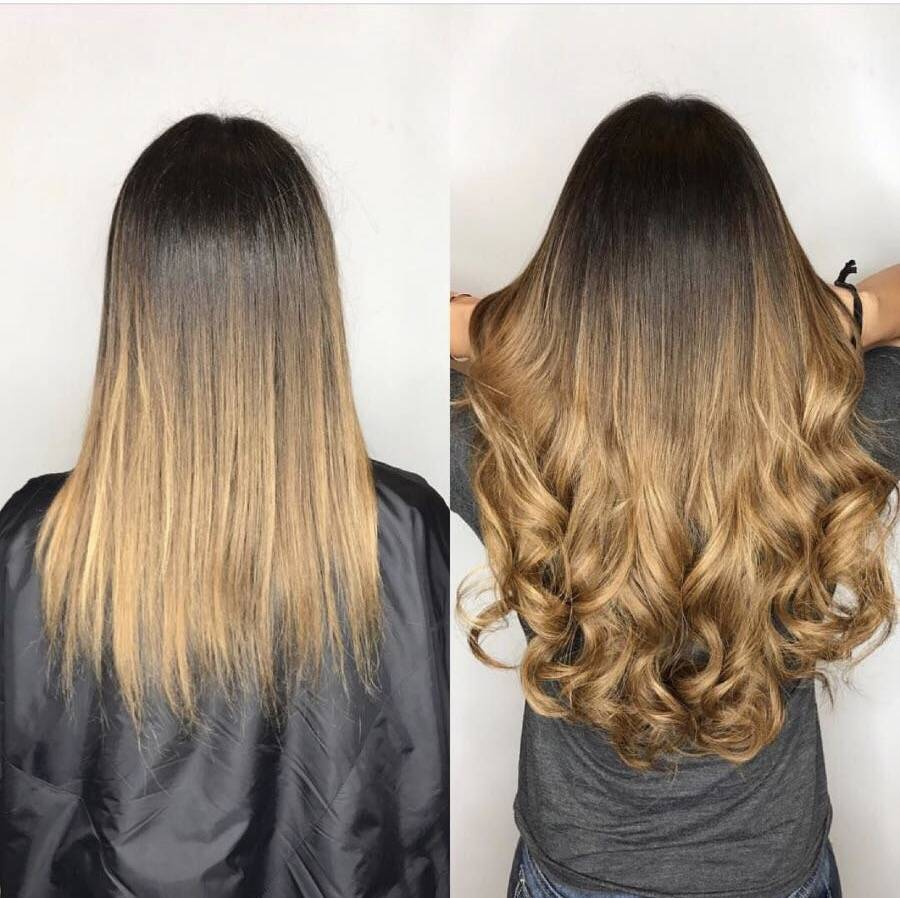FREE hair extension training day Brisbane