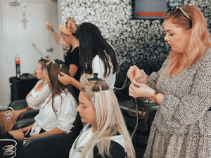 Sydney September 2019 - Hair Extension Masterclass recap
