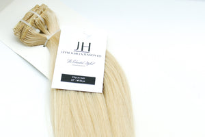 "Skye Blonde 22"" Clip-In Hair Extensions (#60)"