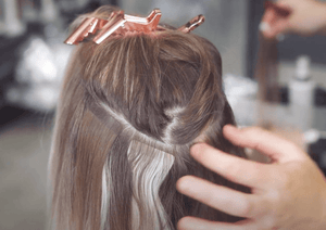 Tape Hair Extension Course - Handbook and Templates - Includes Full Kit