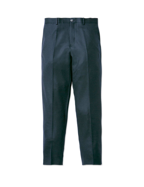 NAVY SET UP PANT COMFORTABLE FIT