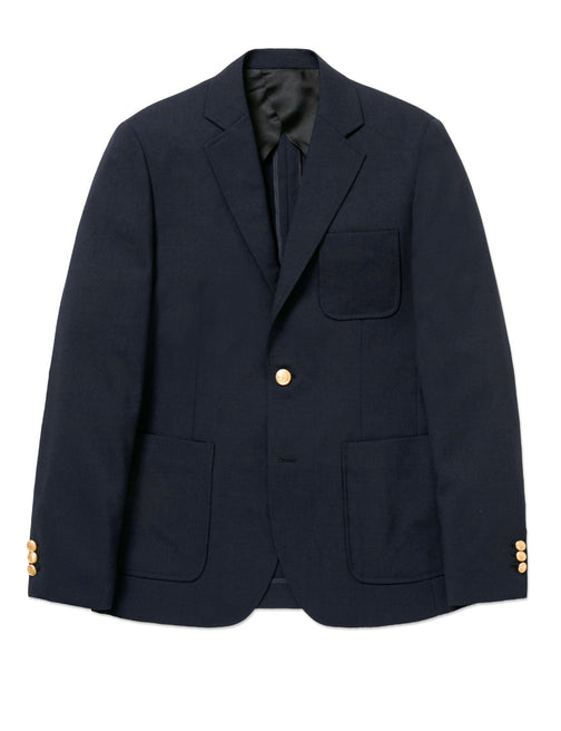 NAVY SET UP 2B JACKET