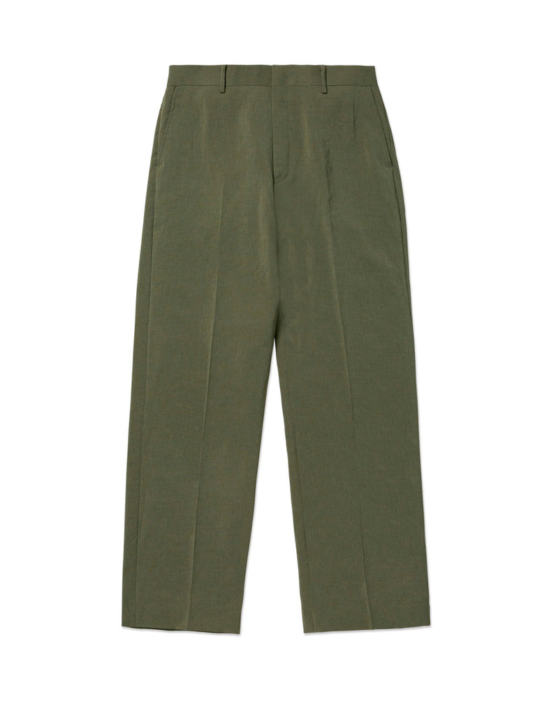 LINEN LIKE SET UP PANT WIDE
