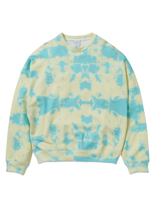 TIE DYE OVER SWEAT