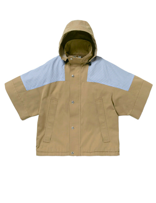 S/S MOUNTAIN PARKA
