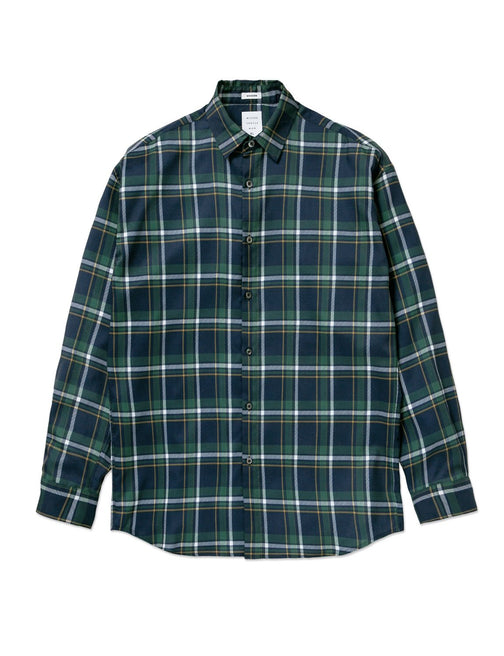 MADRAS CHECK MODERN SHIRT